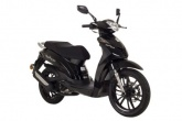 Skuter Romet Black City 125 EURO 4