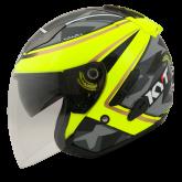 Kask motocyklowy KYT HELLCAT ESPARGARO REPLICA