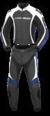 Kombinezon motocyklowy BUSE Donington czarno-niebieski