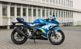 Suzuki GSX-R125 malowanie MotoGP rocznik 2018