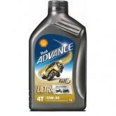 Olej silnikowy SHELL 4T ULTRA 15W50 1l (550044453)