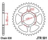 Zębatka napędowa tylna JTR501.46 - 46 zębów