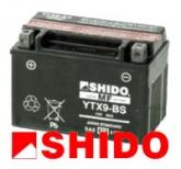 Akumulator SHIDO YTX7A-BS/Shido