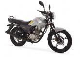 Motocykl Romet ZK125 Srebrny