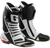 Buty motocyklowe GAERNE GP1 EVO AIR białe rozm. 48