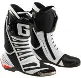 Buty motocyklowe GAERNE GP1 EVO AIR białe 48