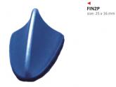 PRINT Fin Kromex blu