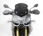 Szyba motocyklowa MRA APRILIA CAPONORD 1200, VK, 2013-, forma T, czarna