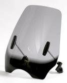 Uniwersalna szyba do motocykli bez owiewek MRA, forma HI, przyciemniana