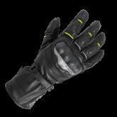 Rękawice motocyklowe BUSE ST Impact czarno-neonowe