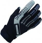 Rękawice motocyklowe LOOKWELL MX TRACK szare