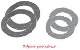 ProX Pierścienie Dystansowe Korbowodu Silver YZ/CR/KX125 22x35x1.0