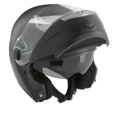 Kask motocyklowy ROCC 630 czarny matowy