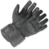 Rękawice motocyklowe BUSE Drive czarne