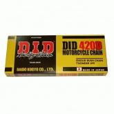 Łańcuch napędowy DID 420D-120