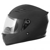 Kask motocyklowy dziecięcy ROCC 41 Jr. czarny mat 48