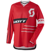 Bluza Scott 350 Dirt 1018 red/black