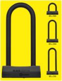 AUVRAY zapięcie U-LOCK BLACK EDITION - 85X100  (klasa S.R.A.)