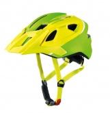 Kask rowerowy Cratoni MTB AllRide limetka-żółty roz. uniwersalny