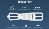 Uchwyt na smartfon do roweru Finn 2.0