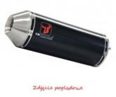 Kompletny układ wydechowy IXRACE SUZUKI GW 250 INAZUMA 13 model - PURE BLACK