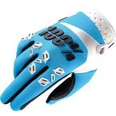 Rękawiczki 100% Airmatic blue rozmiar M