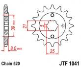 Zębatka napędowa przednia JTF1041.14 - 14 zębów