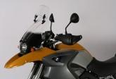 Szyba motocyklowa MRA BMW R 1200 GS ADVENTURE, R 12, -2013, forma XCTM, przyciemniana