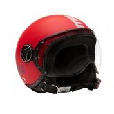 Kask Motocyklowy MOMO FGTR BABY (Red Matt/ Multicolor) rozm. L