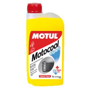 MOTUL Płyn do chłodnic MOTOCOOL EXPERT -37°C 1L - Additives, MSP, Coolants (ready to use) (103291)