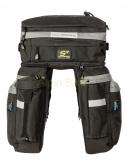 Potrójna sakwa na bagażnik Sport Arsenal ART. 465