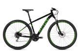 Rower GHOST Kato 2.9 AL czarny/zielony 2019