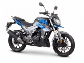 Motocykl Romet Division 125 EURO 4