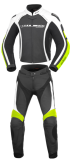 Kombinezon motocyklowy BUSE Donington czarno-neonowy