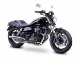 Motocykl Romet RCR 125 Czarny