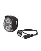 Lampka rowerowa przednia Spanninga JET USB