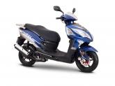 Skuter Romet RXL 4T EURO 4 niebieski