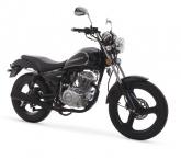 Motocykl Romet Soft 125 Czarny