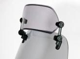 Deflektor motocyklowy MRA - forma XCSA, bezbarwny