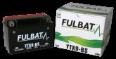 Akumulator FULBAT YTX9-BS (AGM, obsługowy, kwas w zestawie)